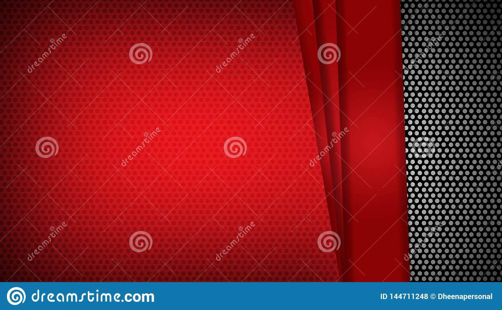 Abstract template red geometric triangles contrast black background. You can use for corporate design, cover brochure, book, banne
