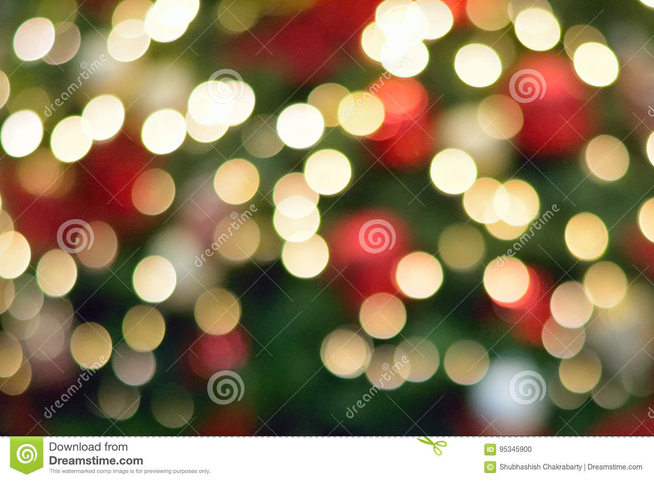 Colorful Christmas Lights Background.Abstract Texture Of Colorful Christmas Lights Background