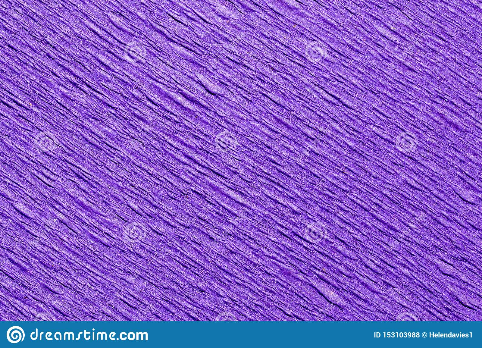 Abstract textured background of purple crepe paper