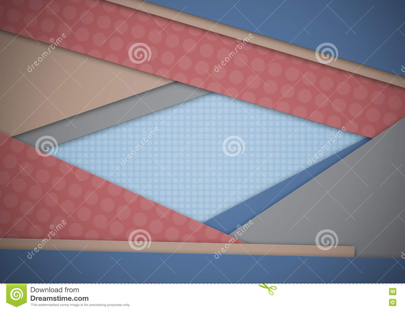 Abstract Textured Shape Material Design For Background Stock