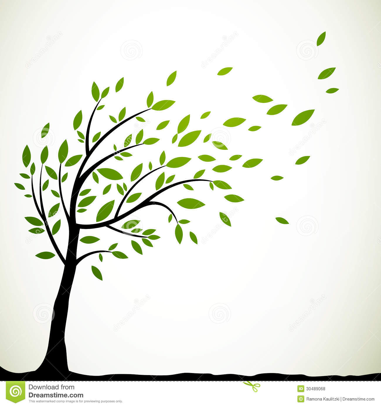 Abstract Tree Royalty Free Stock Photos - Image: 30489068