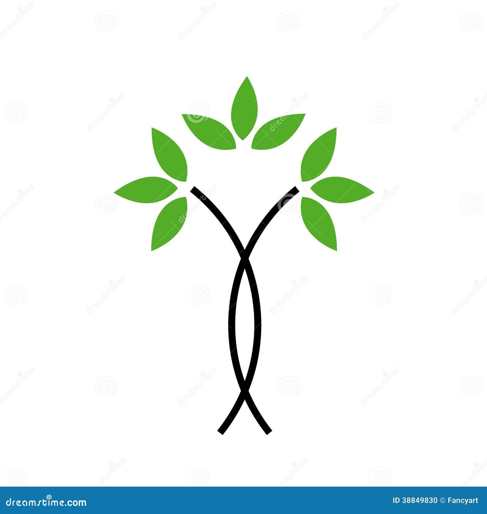 Abstract Tree Logo Stock Vector - Image: 38849830