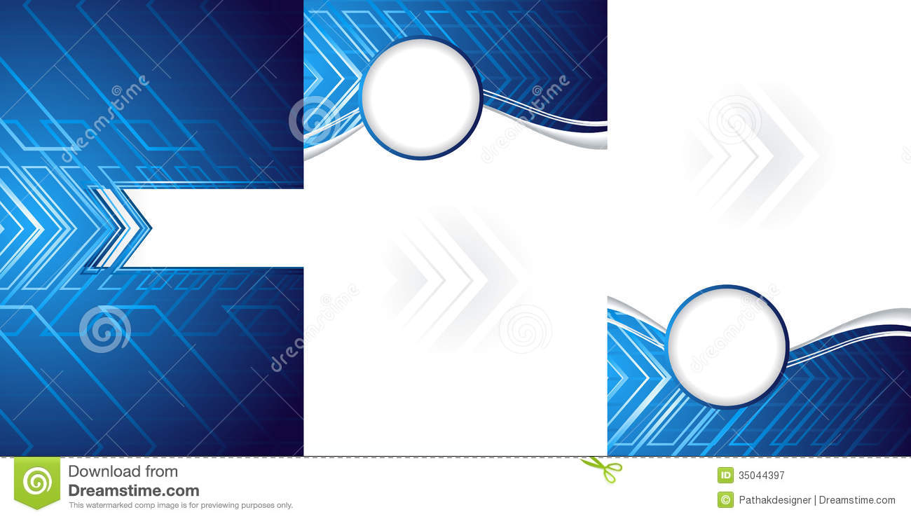 Abstract Tri Fold Brochure Template  Microsoft Trifold Template