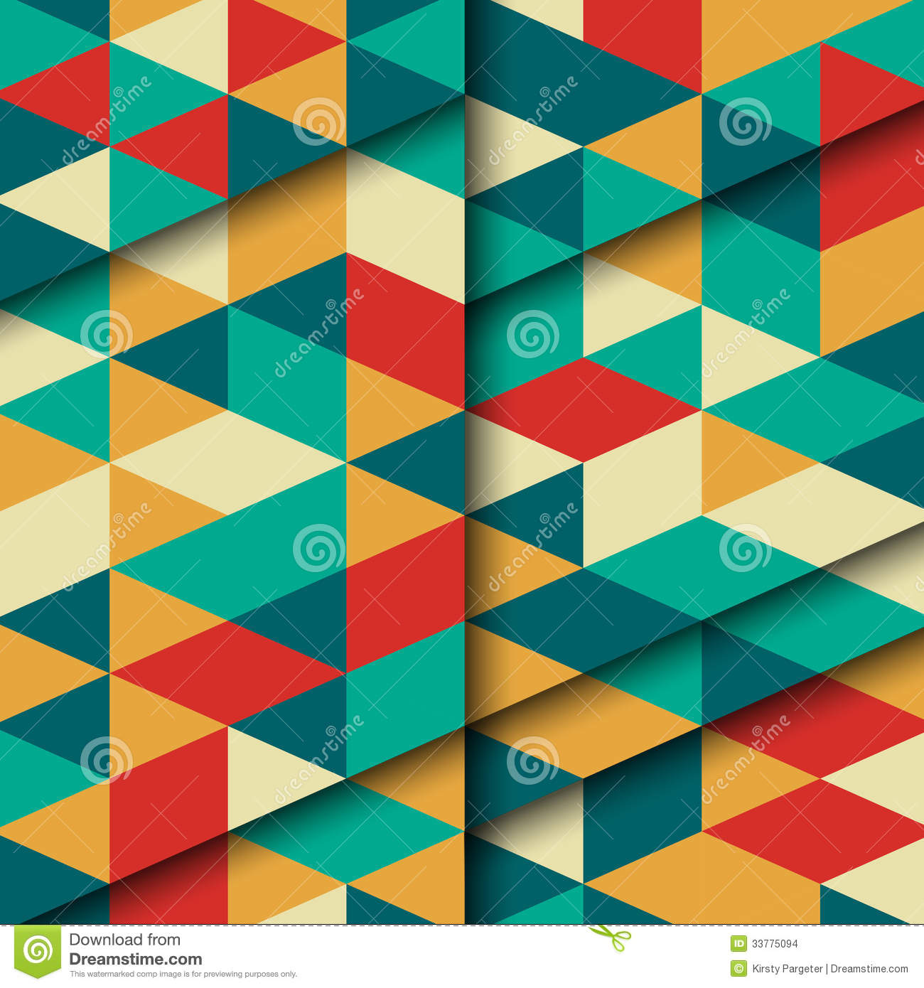 Abstract Triangle Background Stock Images Image 33775094