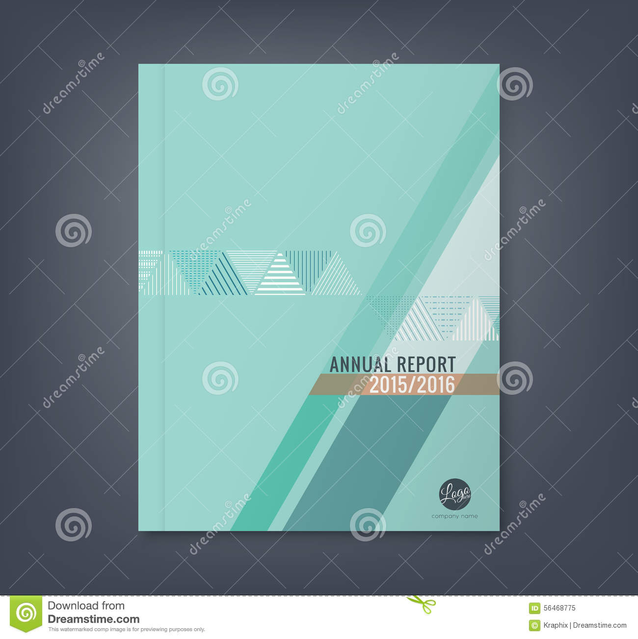 Book Cover Background Examples ~ Abstract triangle stripe shape background for business annual