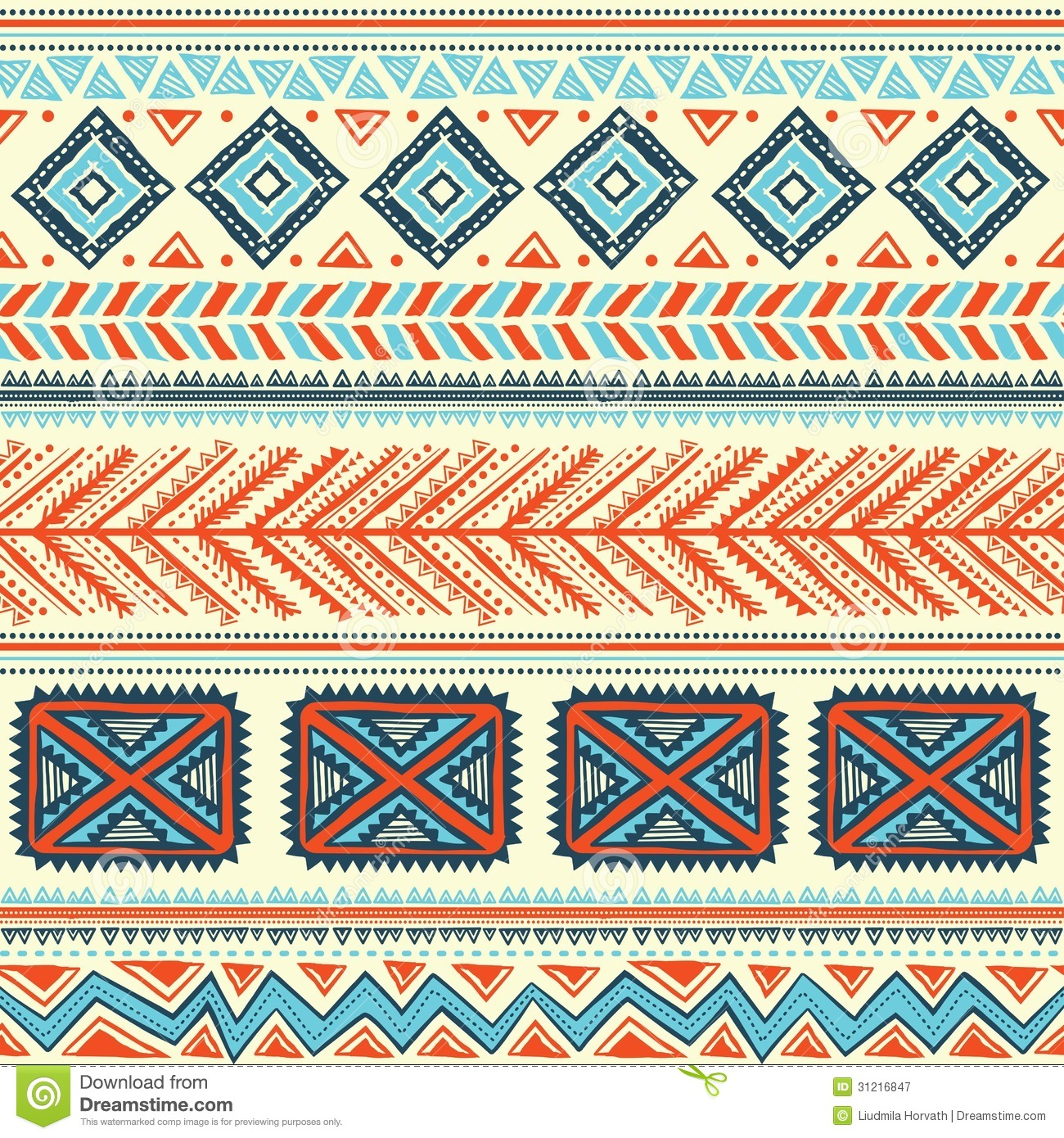 Abstract Tribal Pattern Royalty Free Stock Photography ... - photo#20