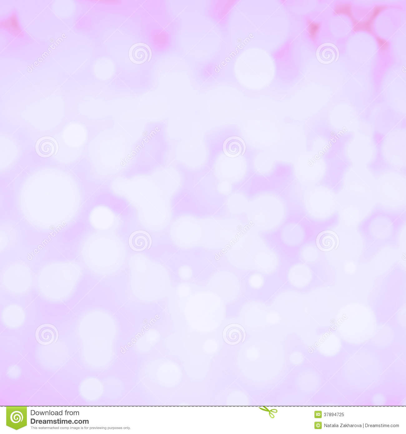 Abstract twinkled lights background with bokeh defocused white