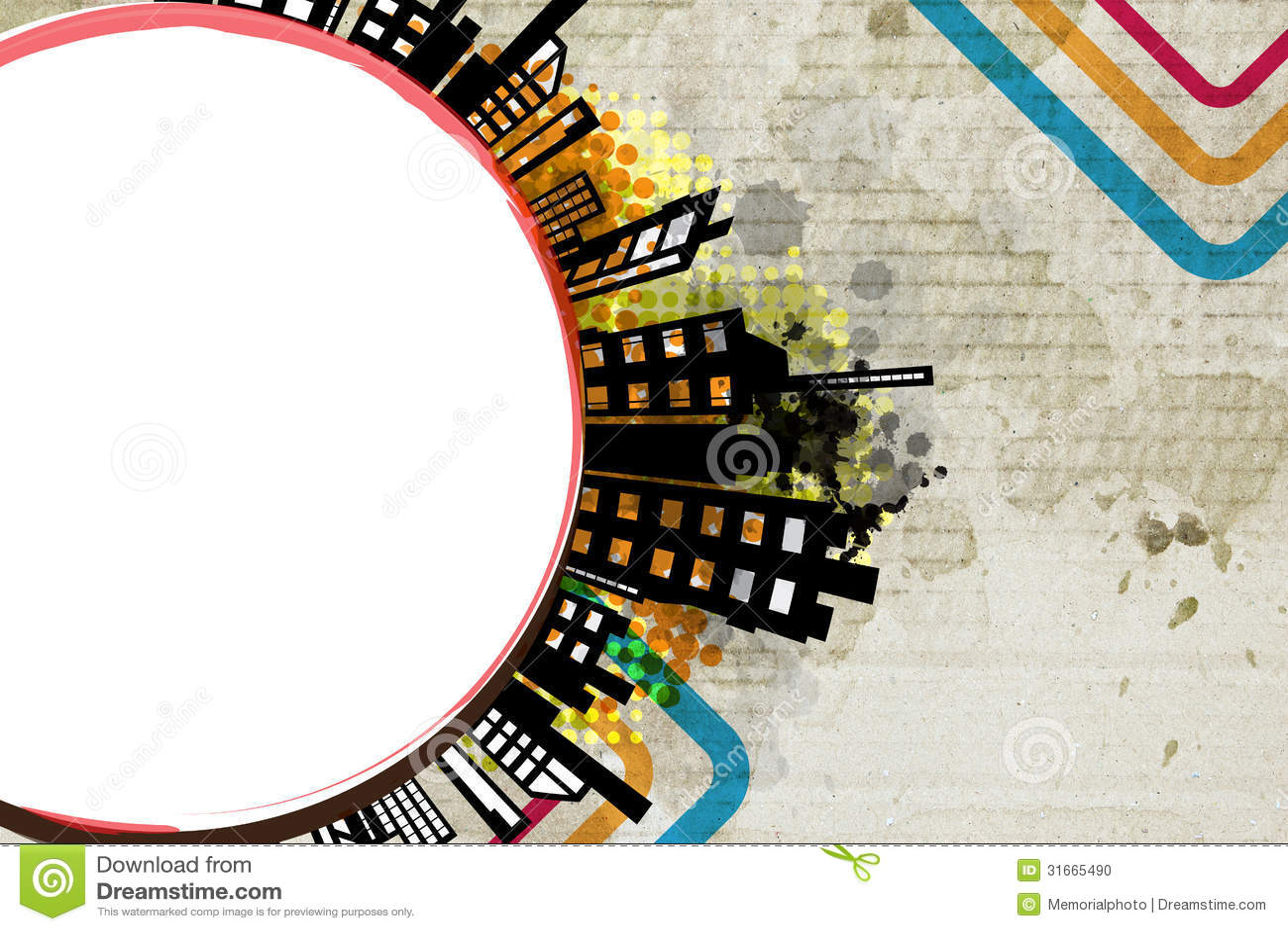 abstract design circle sector - photo #33