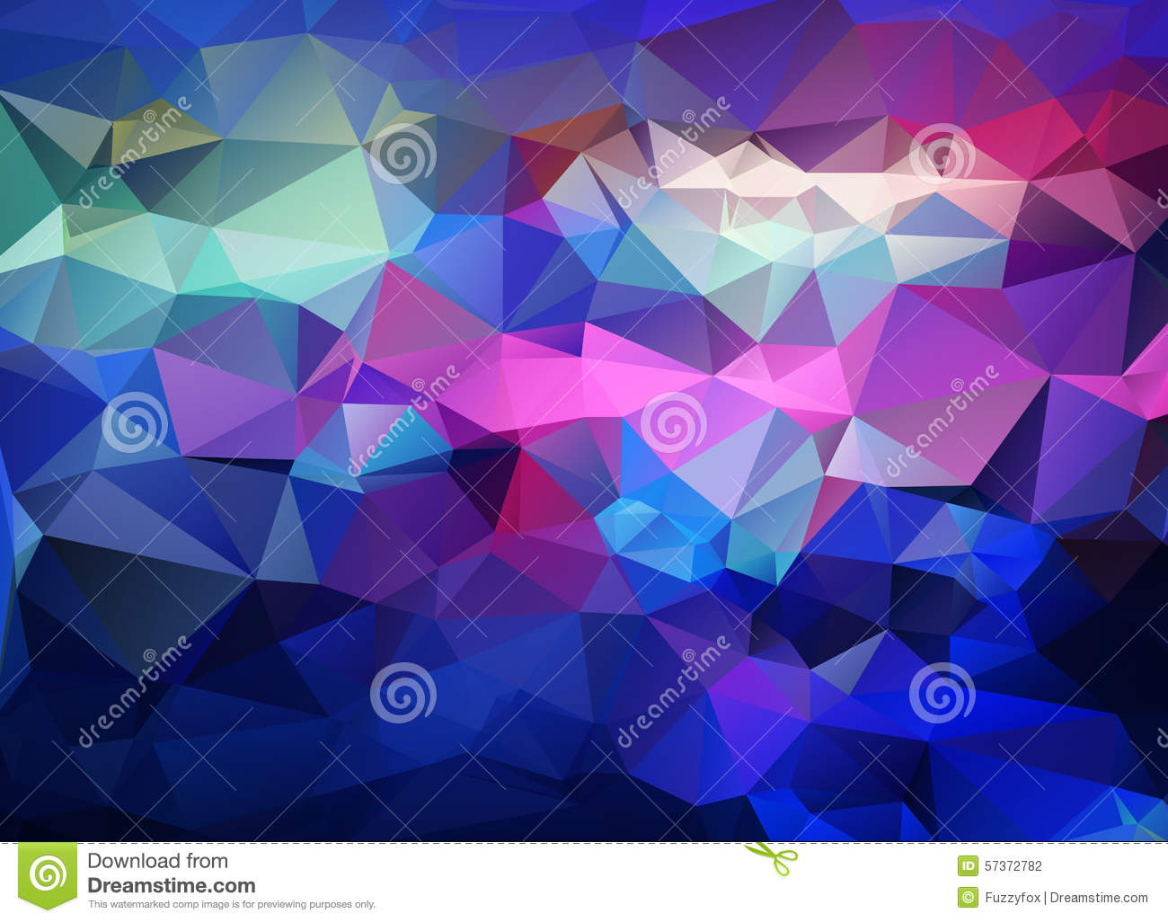 polygon shape abstract design - photo #23
