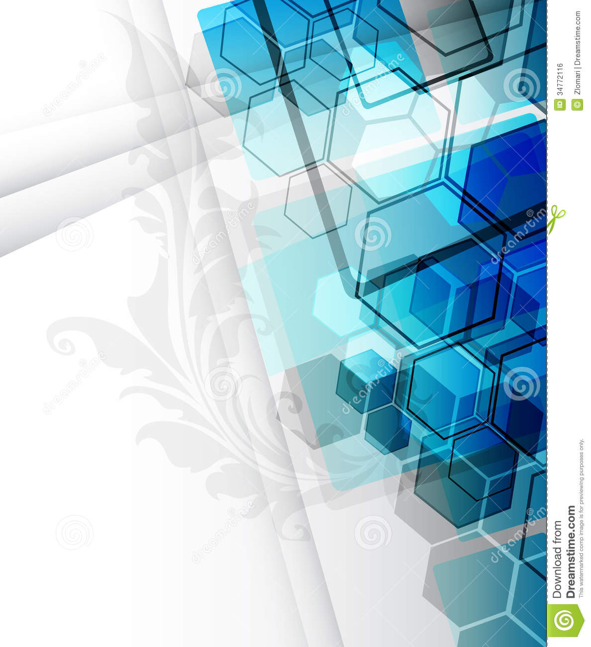 Abstract Vector Design Stock Vector Illustration Of Eps10