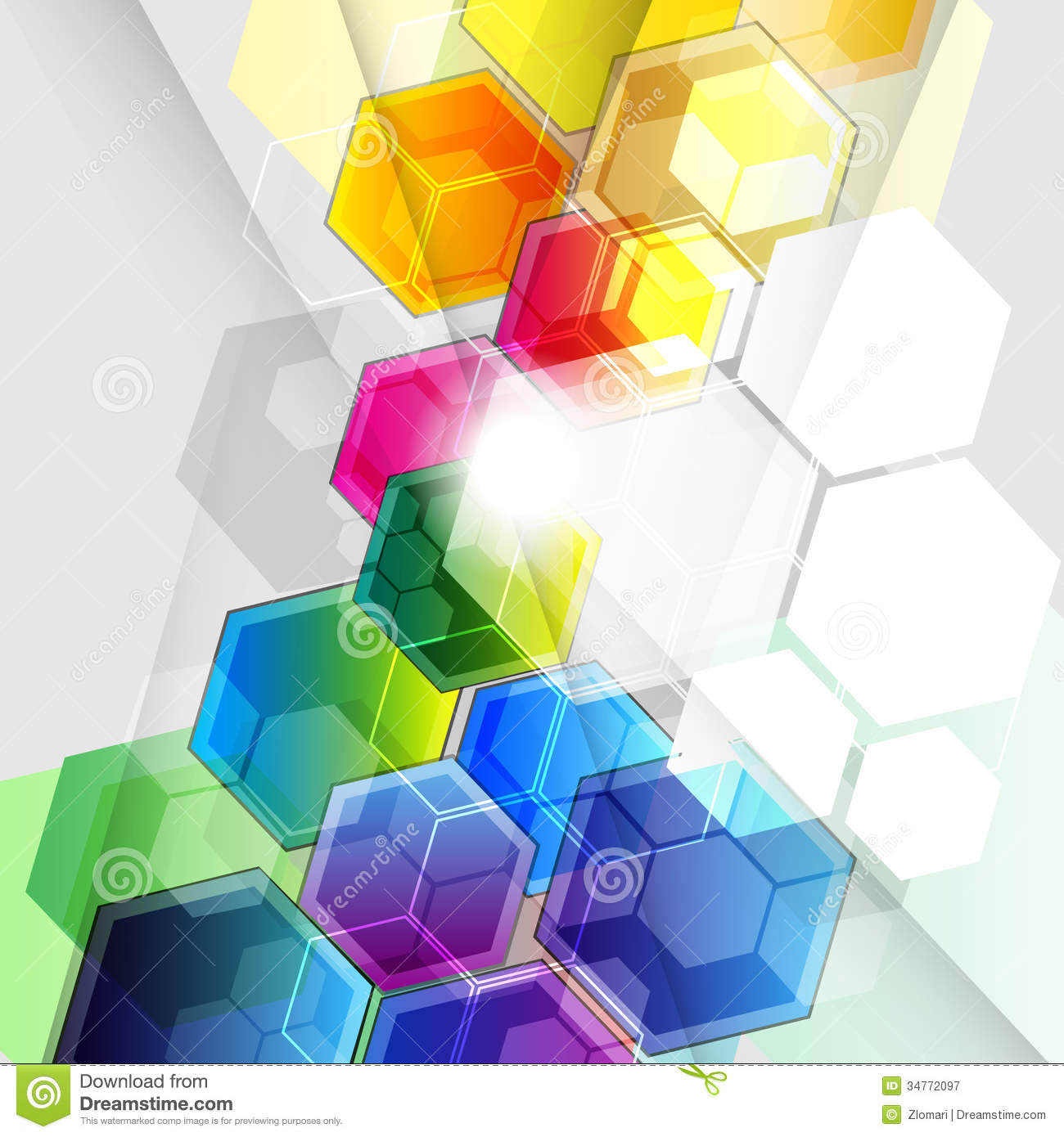 abstract colorful design light - photo #24