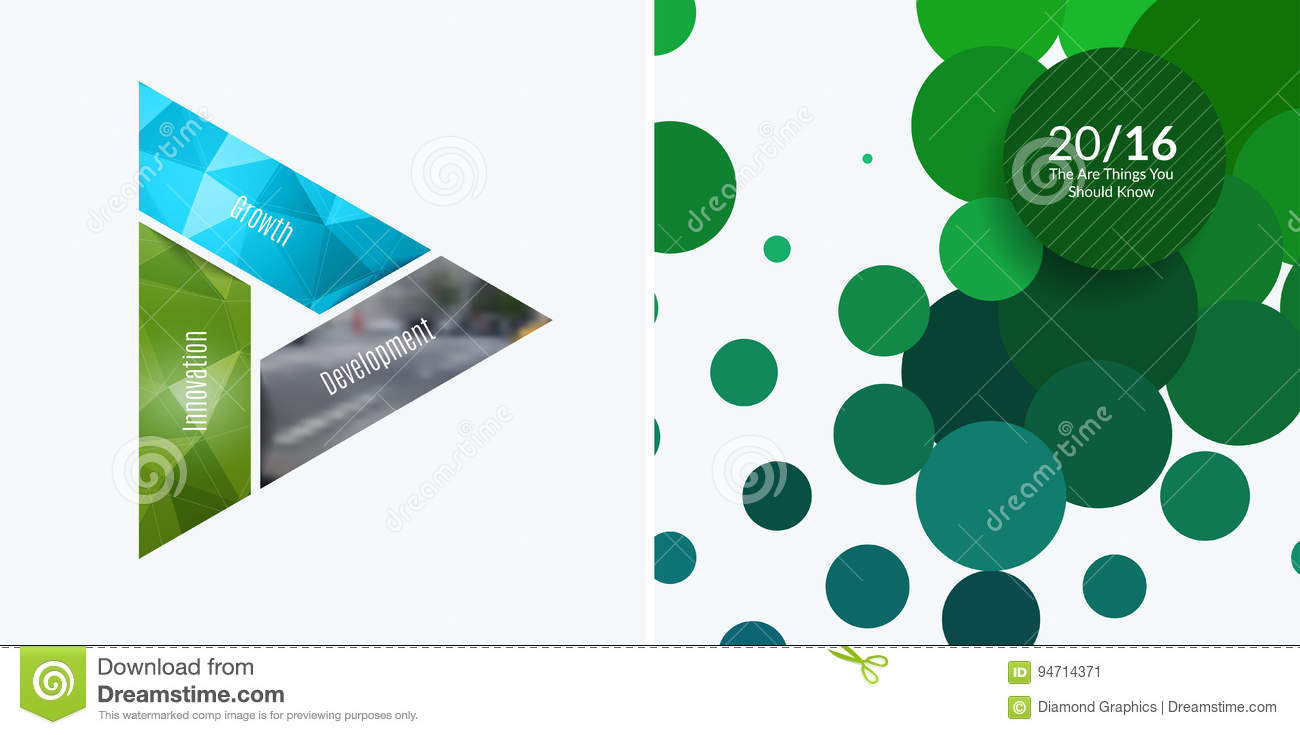 Abstract Vector Design Elements For Graphic Layout  Modern Business