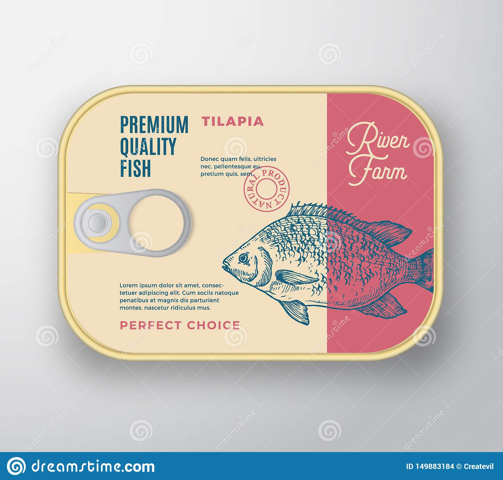 Tilapia Fish Label Diagram - Wiring Schematics