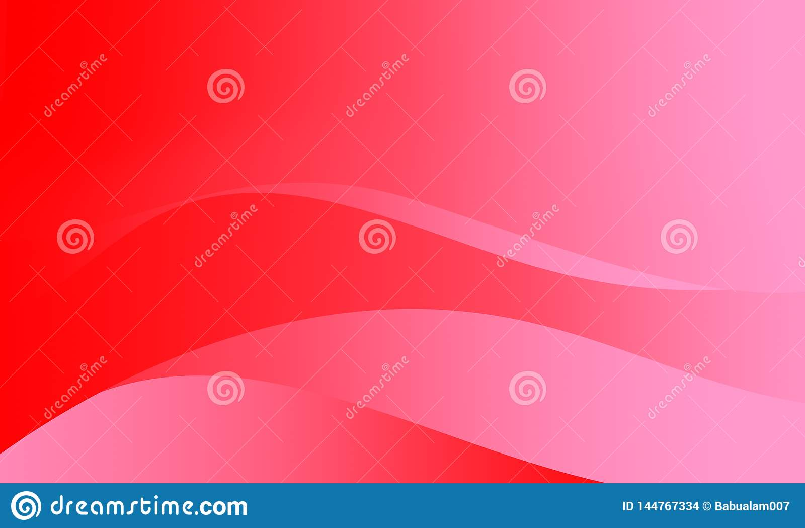 Abstract Vector Illustration. wallpaper any uses for backgrounds or screen saver bright red- pink smoothly colors Background.