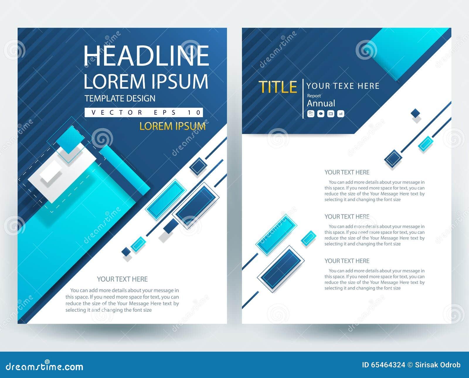 abstract vector modern flyers brochure design templates