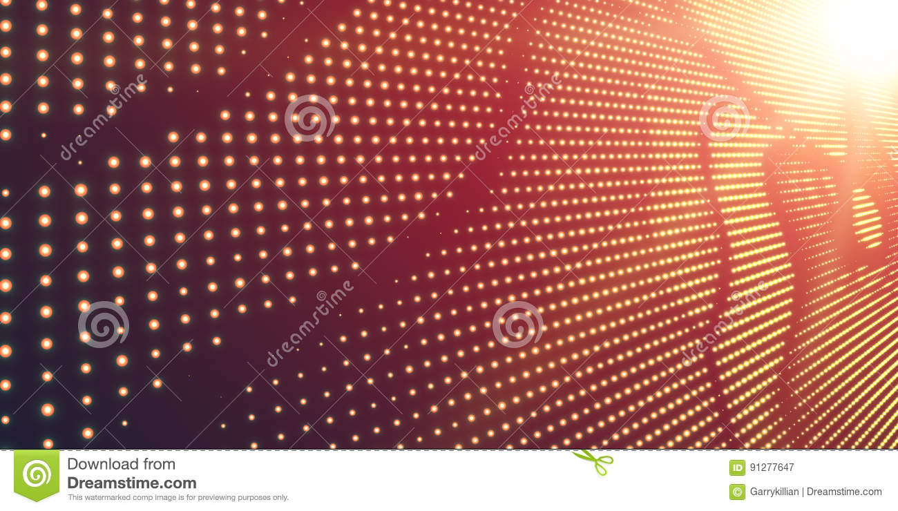 Abstract Vector Red Background With Shining Neon Lights  Neon Sign