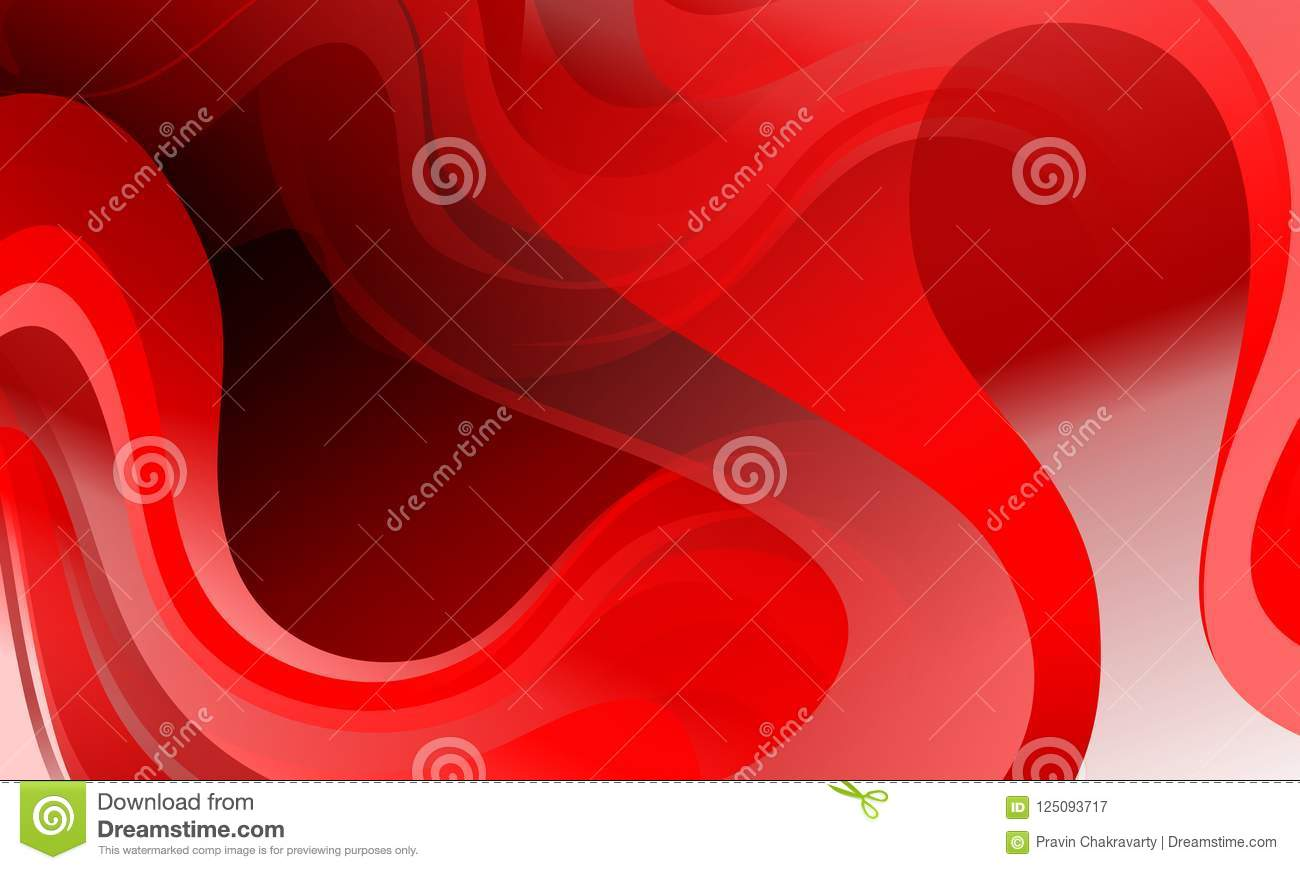 Abstract Vector Red Black And White Shaded Background Wallpaper