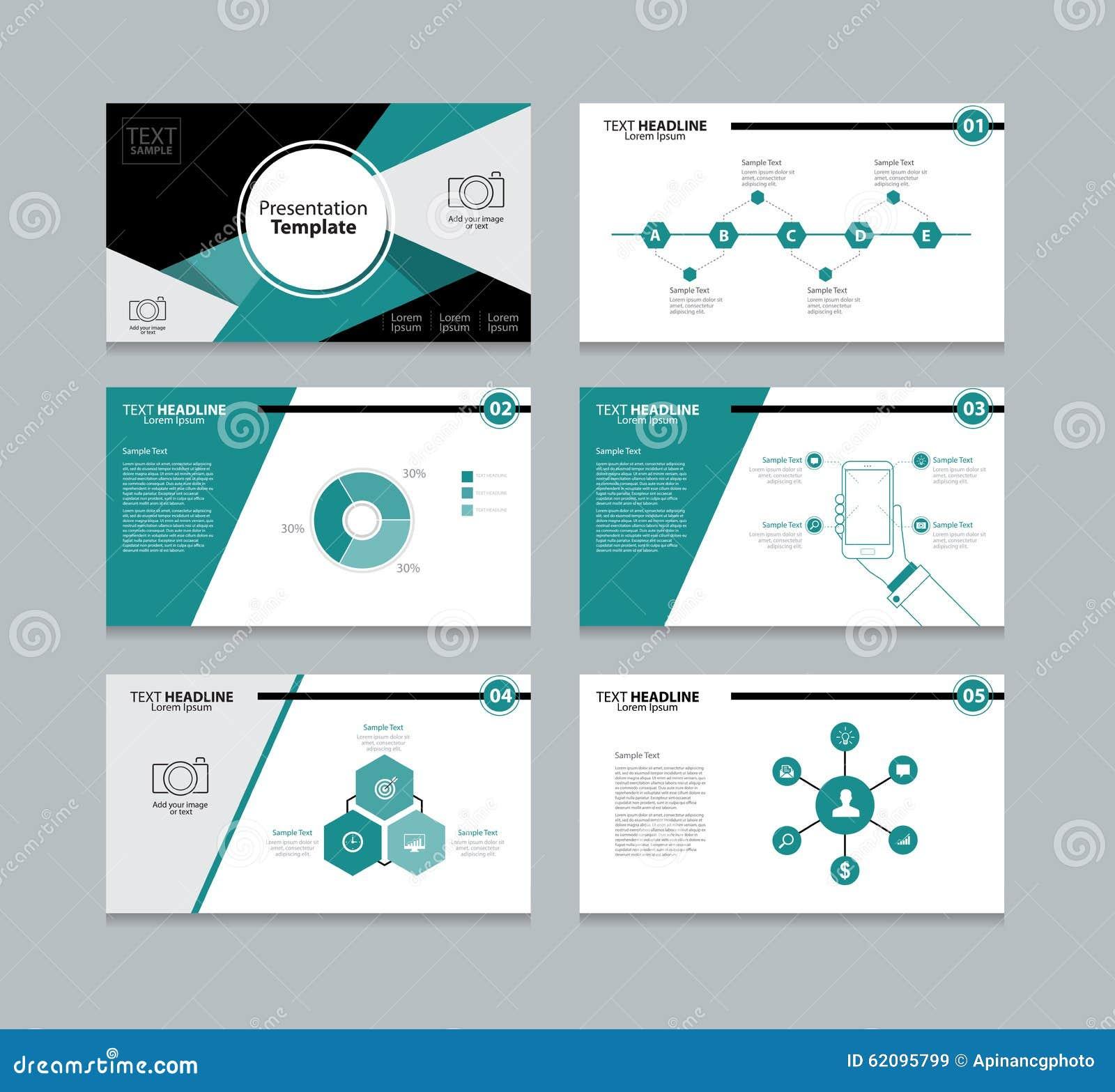 abstract vector template presentation slides background design, Presentation templates