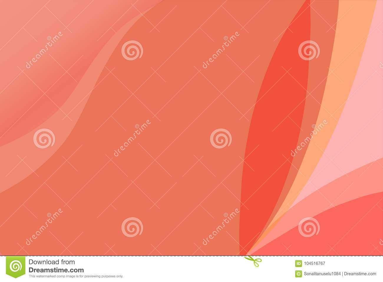 Abstract Vector Tint Shaded Wave With Black Background