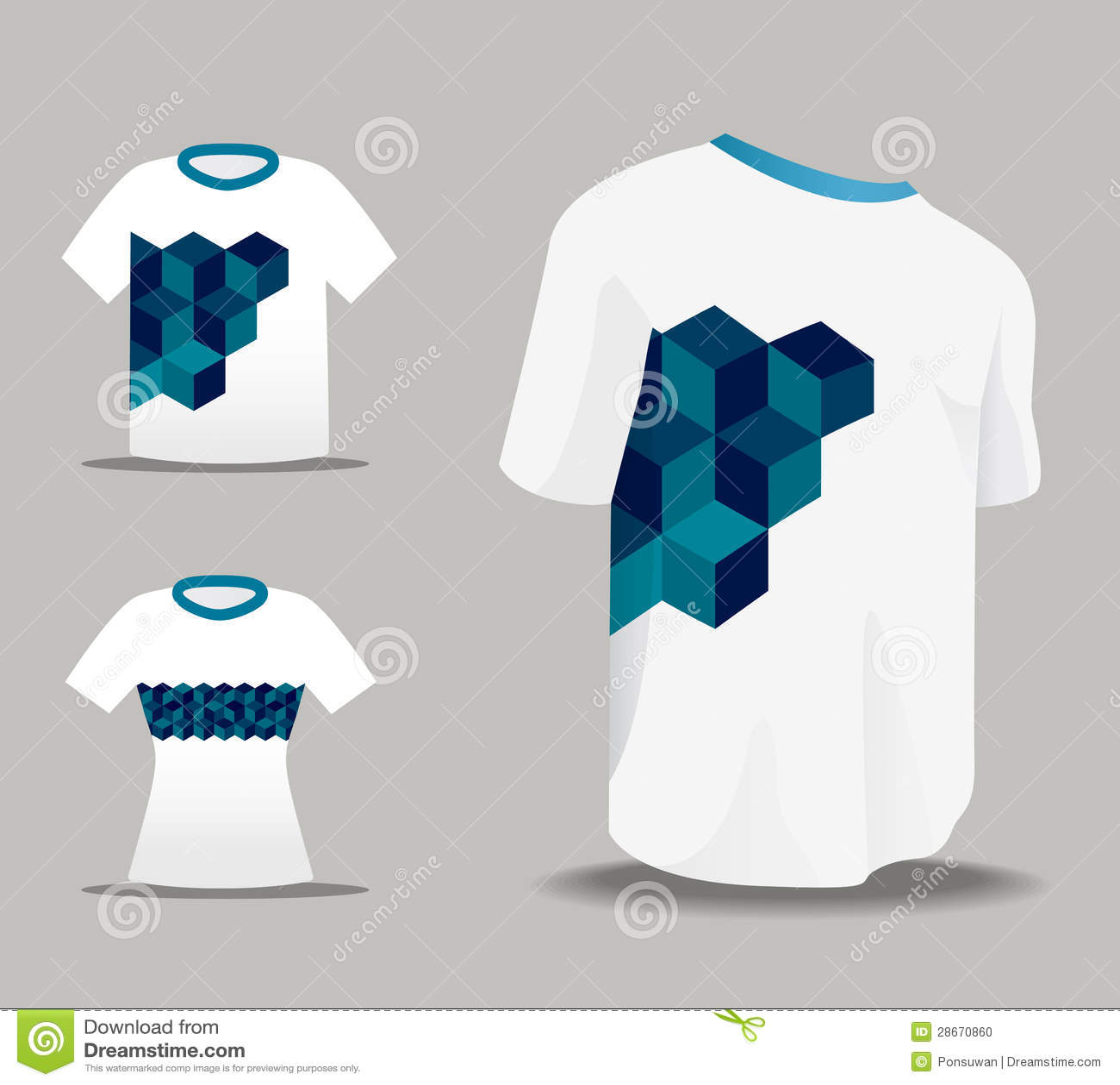 Corel Draw X T Shirt Design
