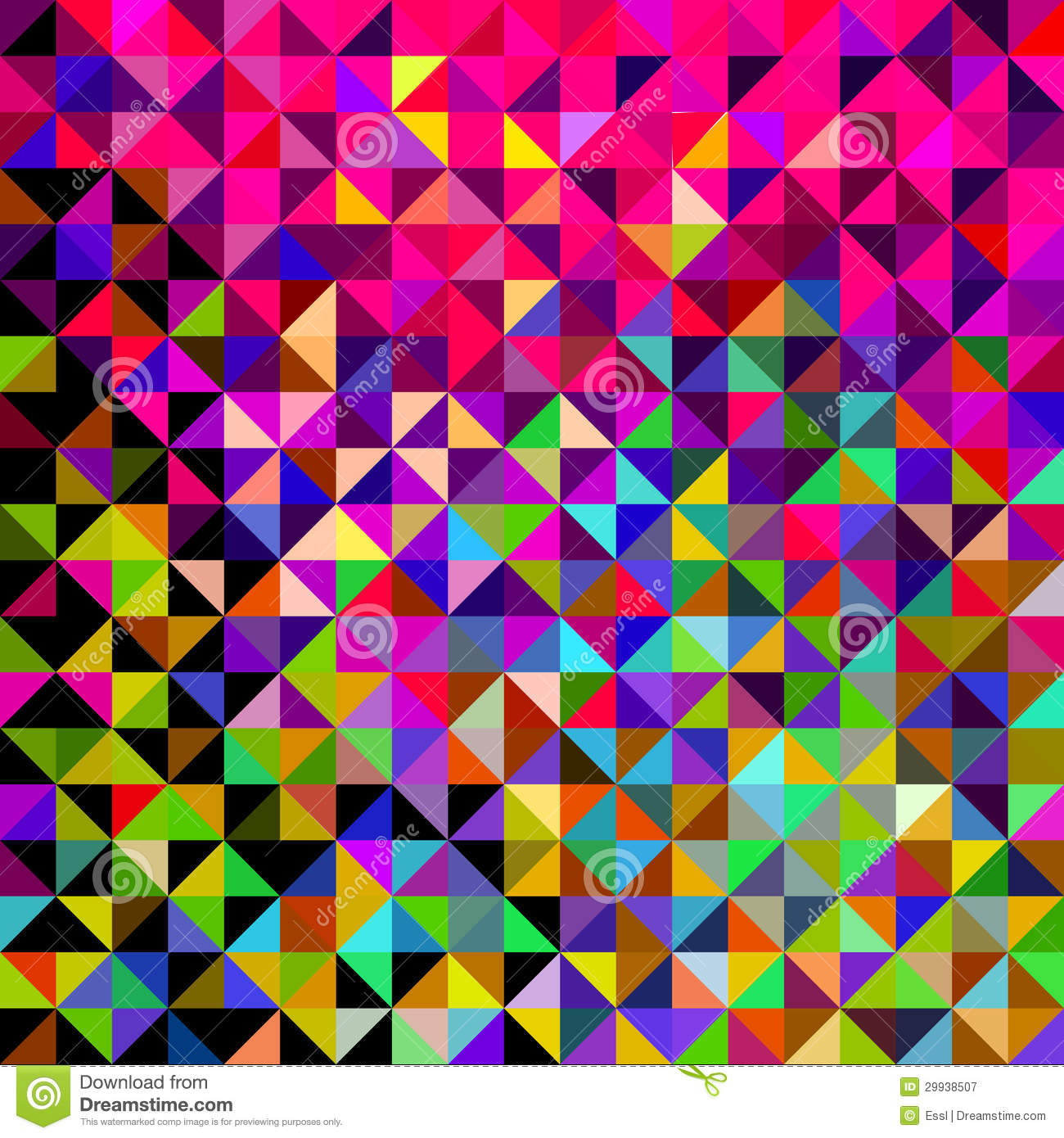 abstract geometric colorful background - photo #11