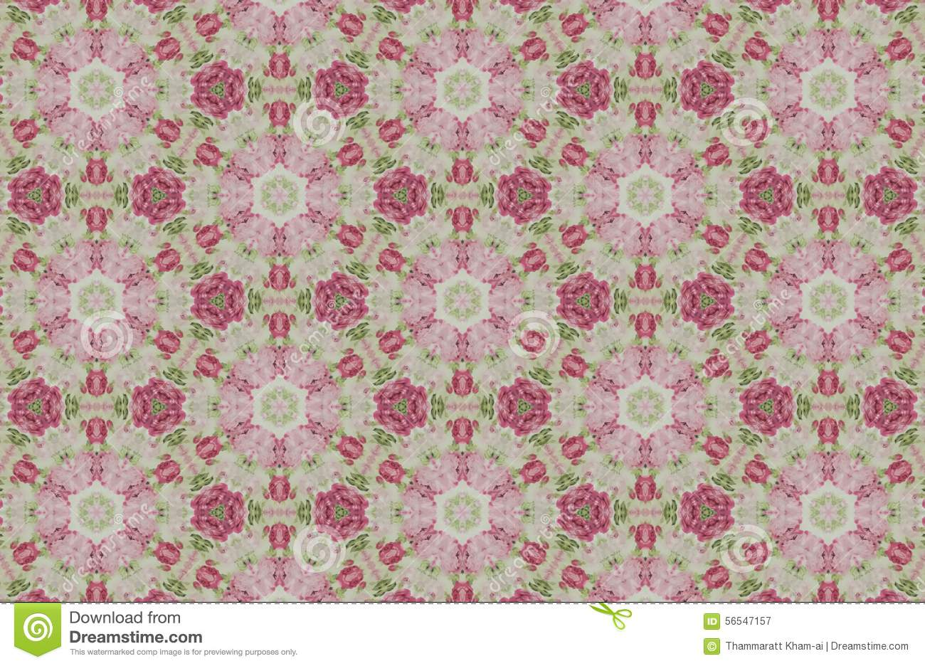 abstract vintage patterns background