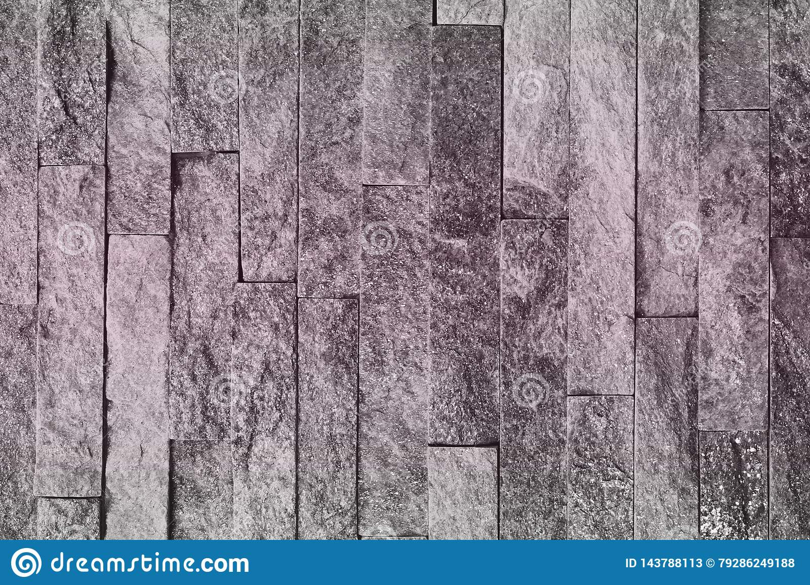 Abstract vintage red natural quartzite stone bricks texture for design purposes