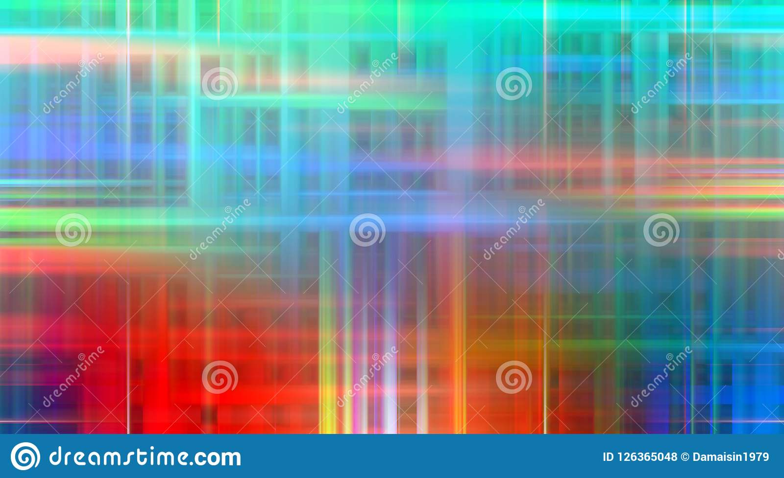 Abstract Vivid Lights Background Lights Background Colors