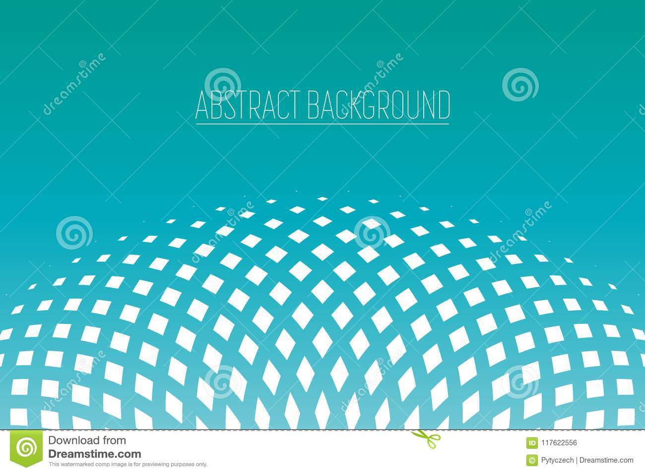 Abstract Wallpaper With Pattern Bottom Bow Pattern Effect On