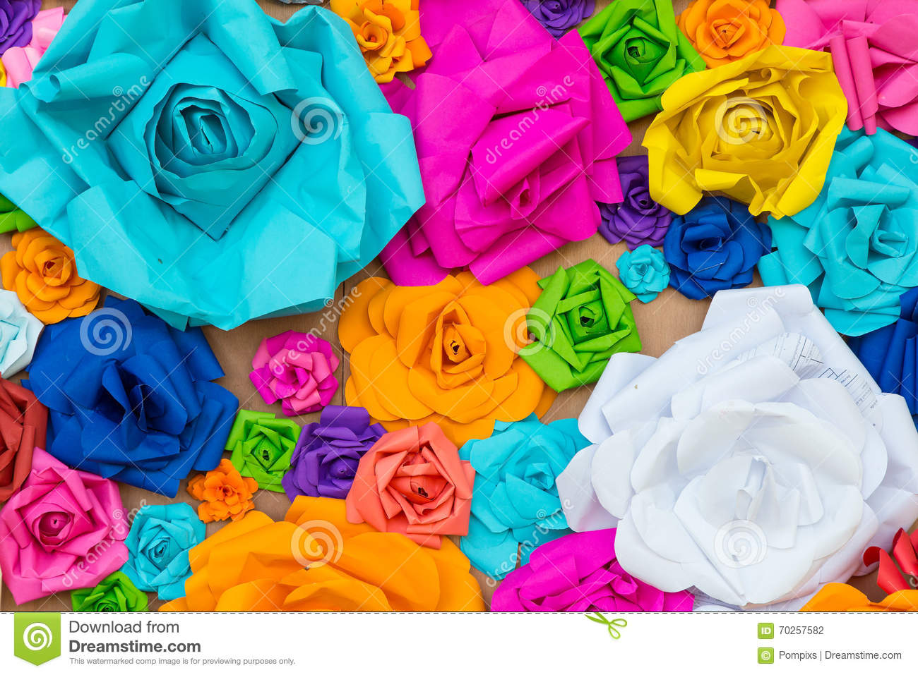 abstract wallpaper rainbow colorful rose flower paper