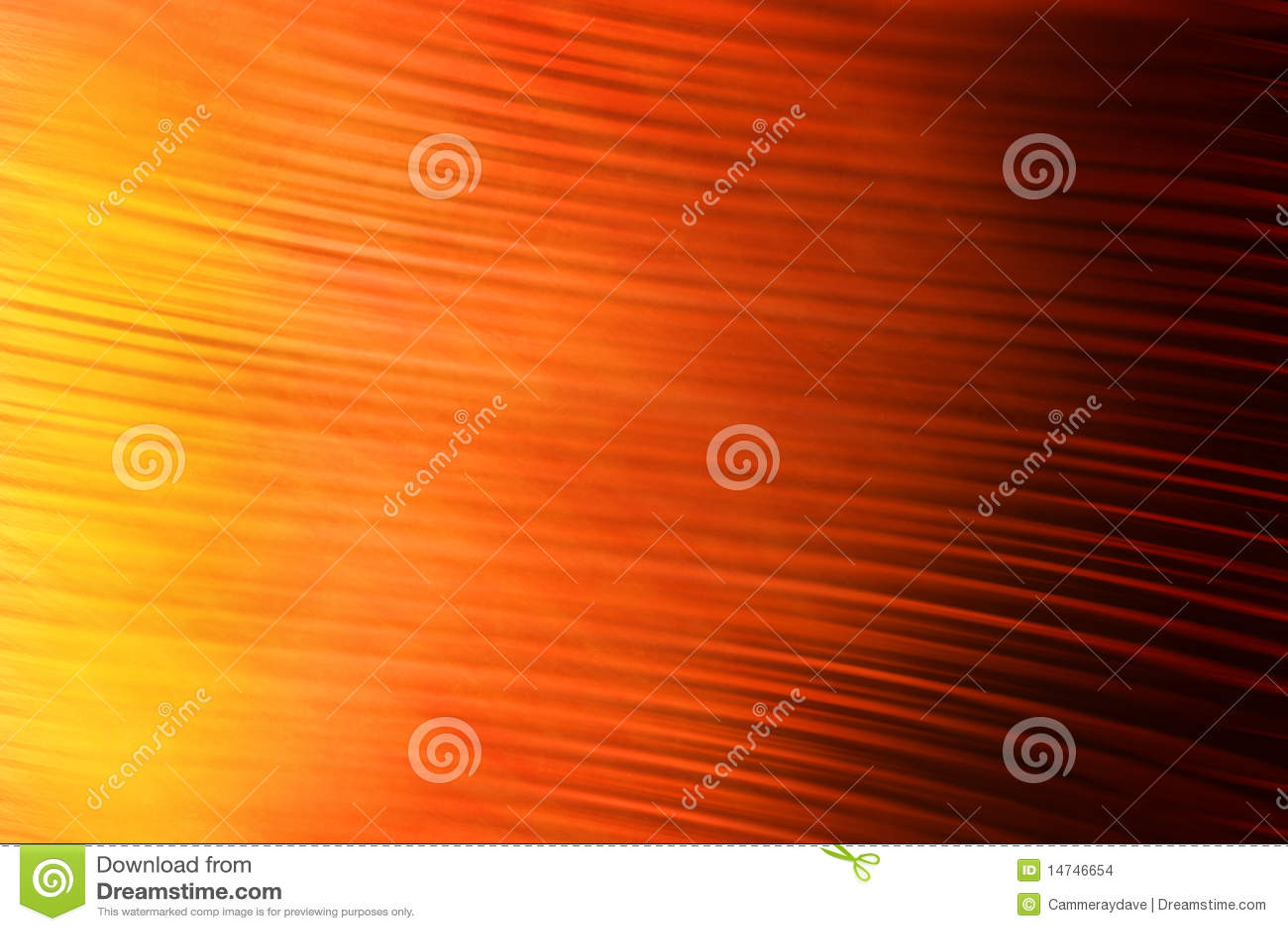 Abstract Warm Blur Background
