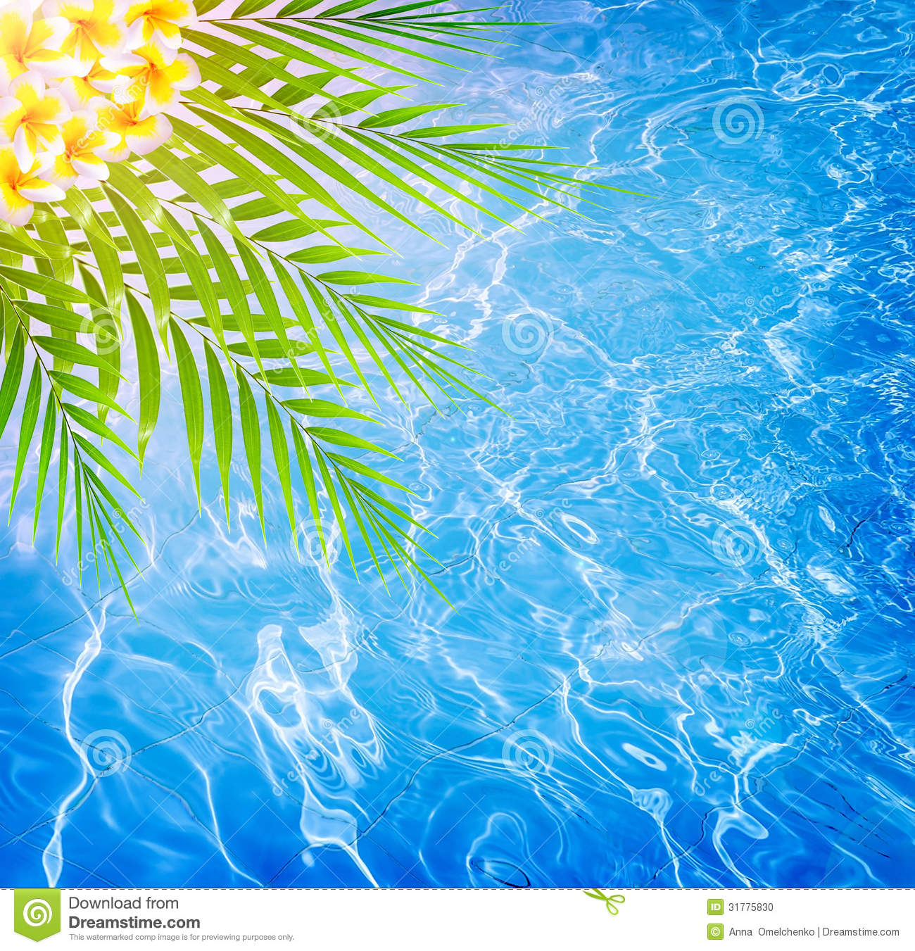 Abstract Water Background Stock Photo - Image: 31775830