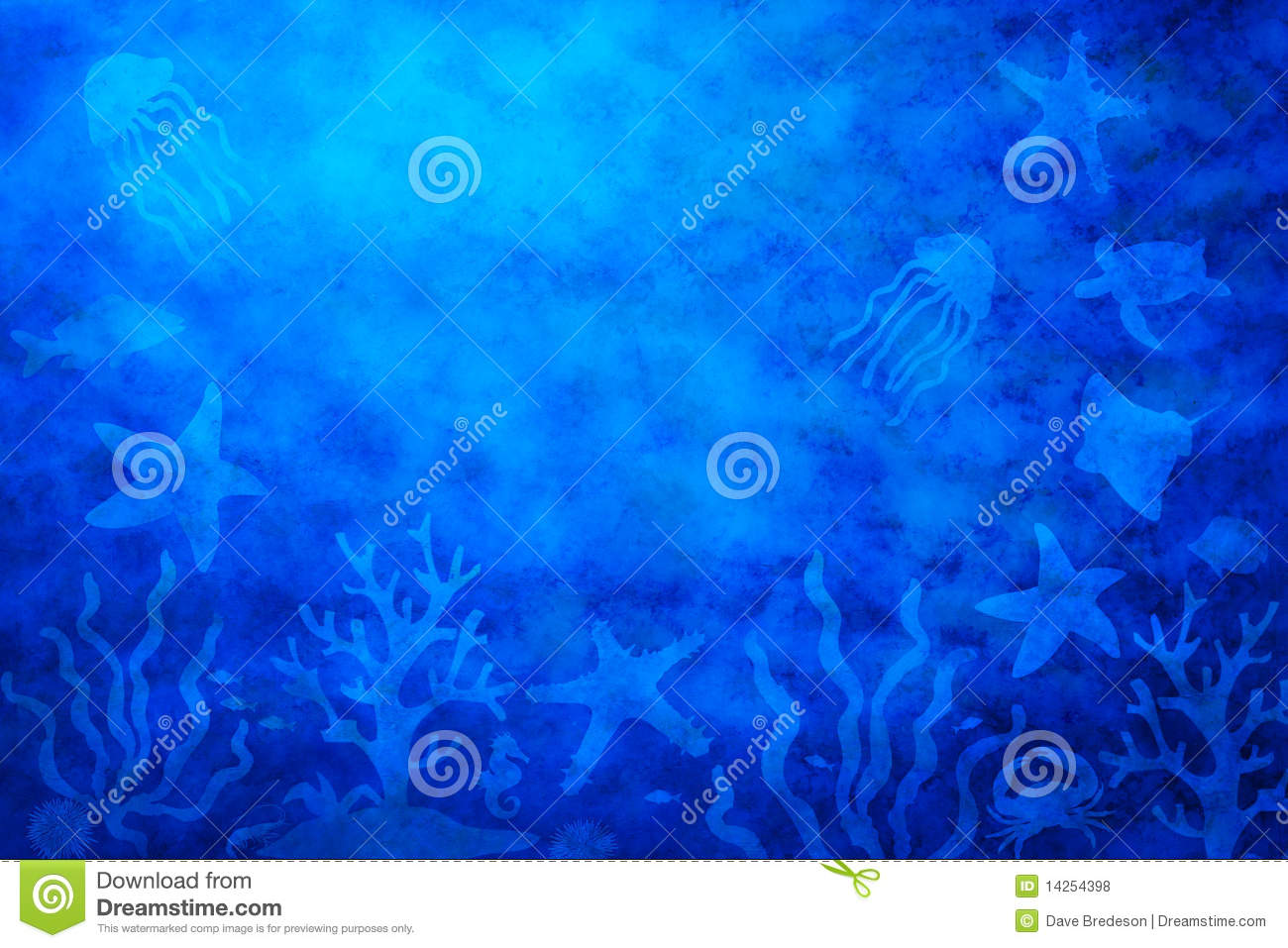 Abstract Water Sea Life Background Royalty Free Stock ... Pacific Ocean Underwater Map