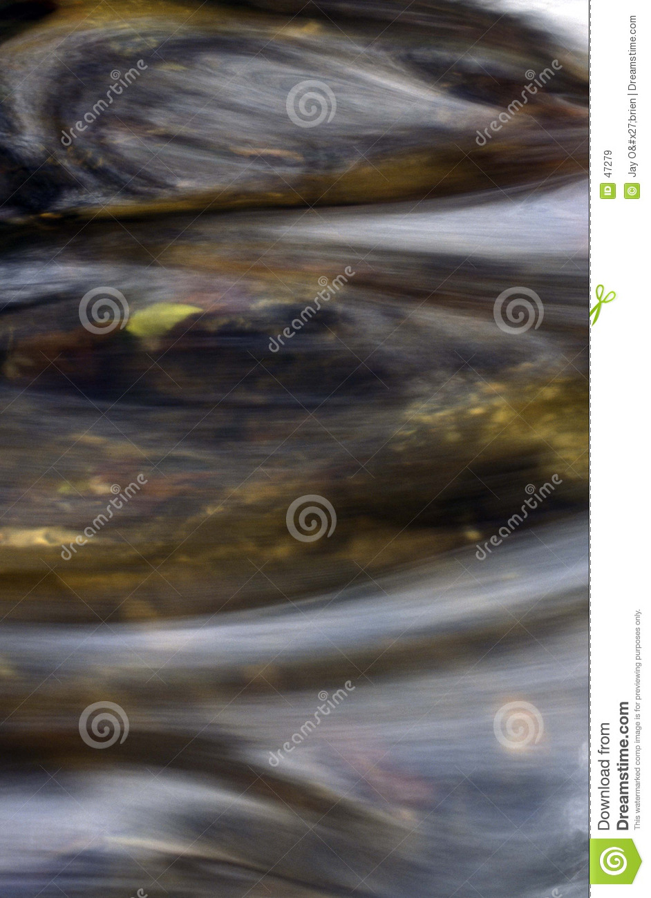 Abstract water vertical