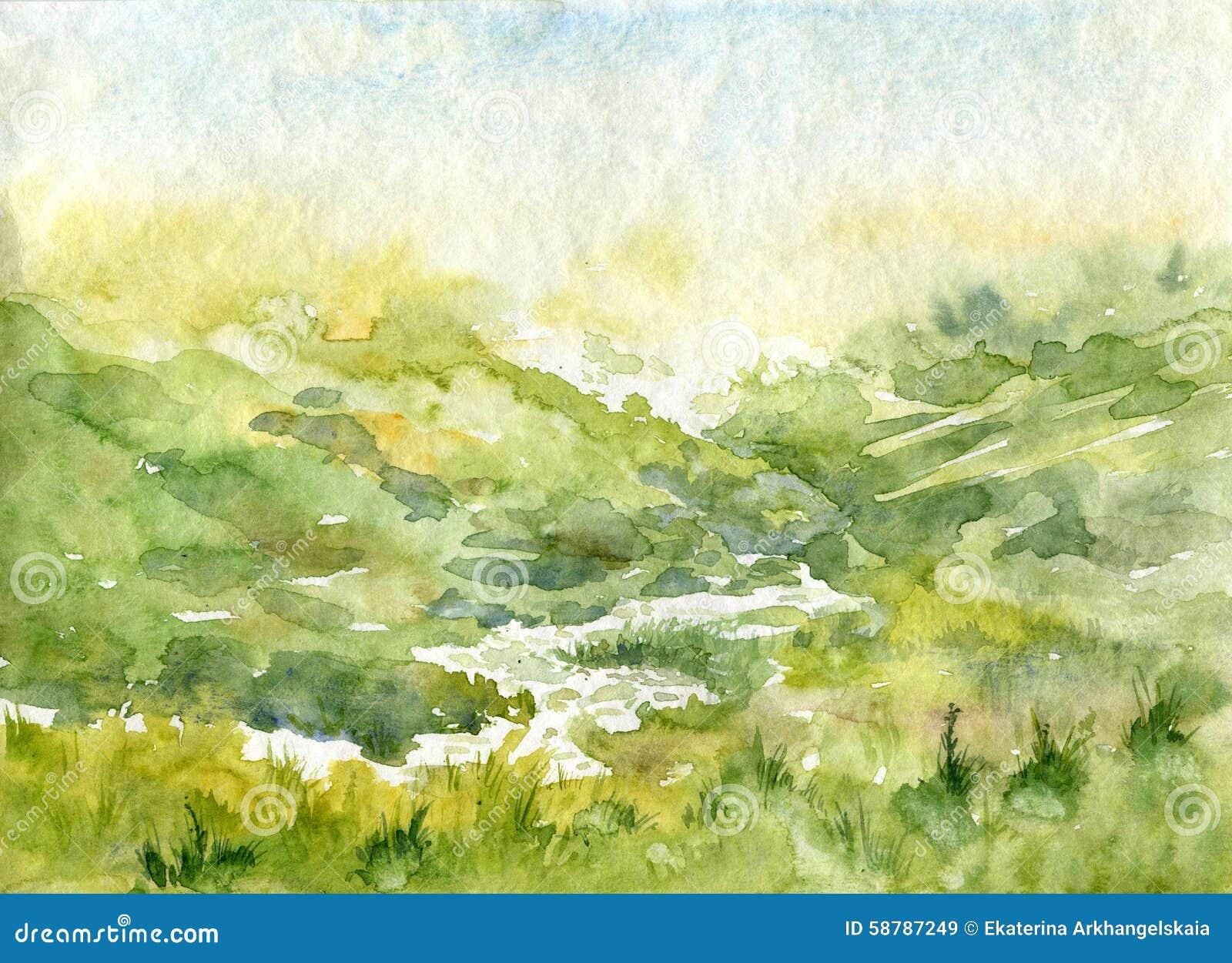 description mountain river natural - photo #14