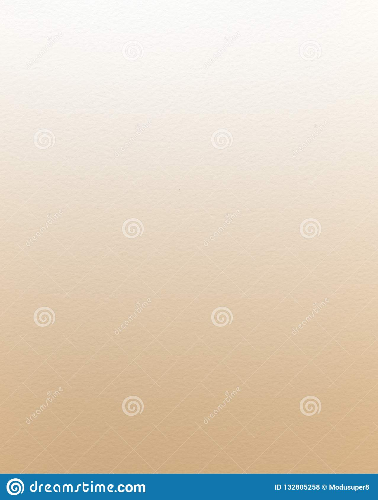 Abstract Watercolor Paper Texture Abstract Cream Artist Material