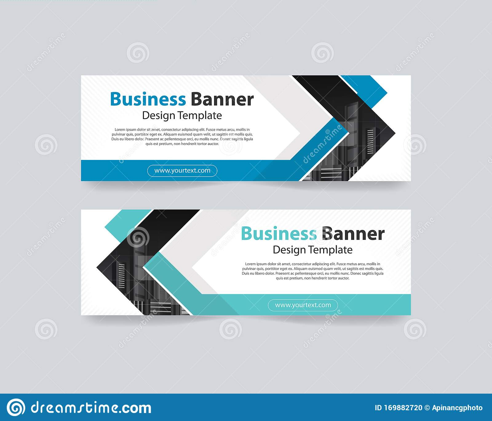 Abstract Web Banner Design Template Backgrounds Stock Vector Illustration Of Graphic Presentation 169882720
