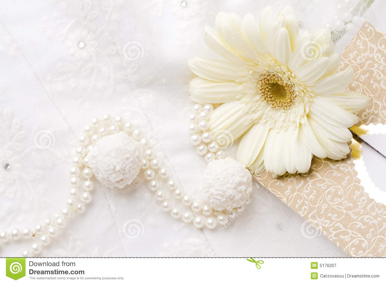 Abstract Wedding Background Royalty Free Stock Photography
