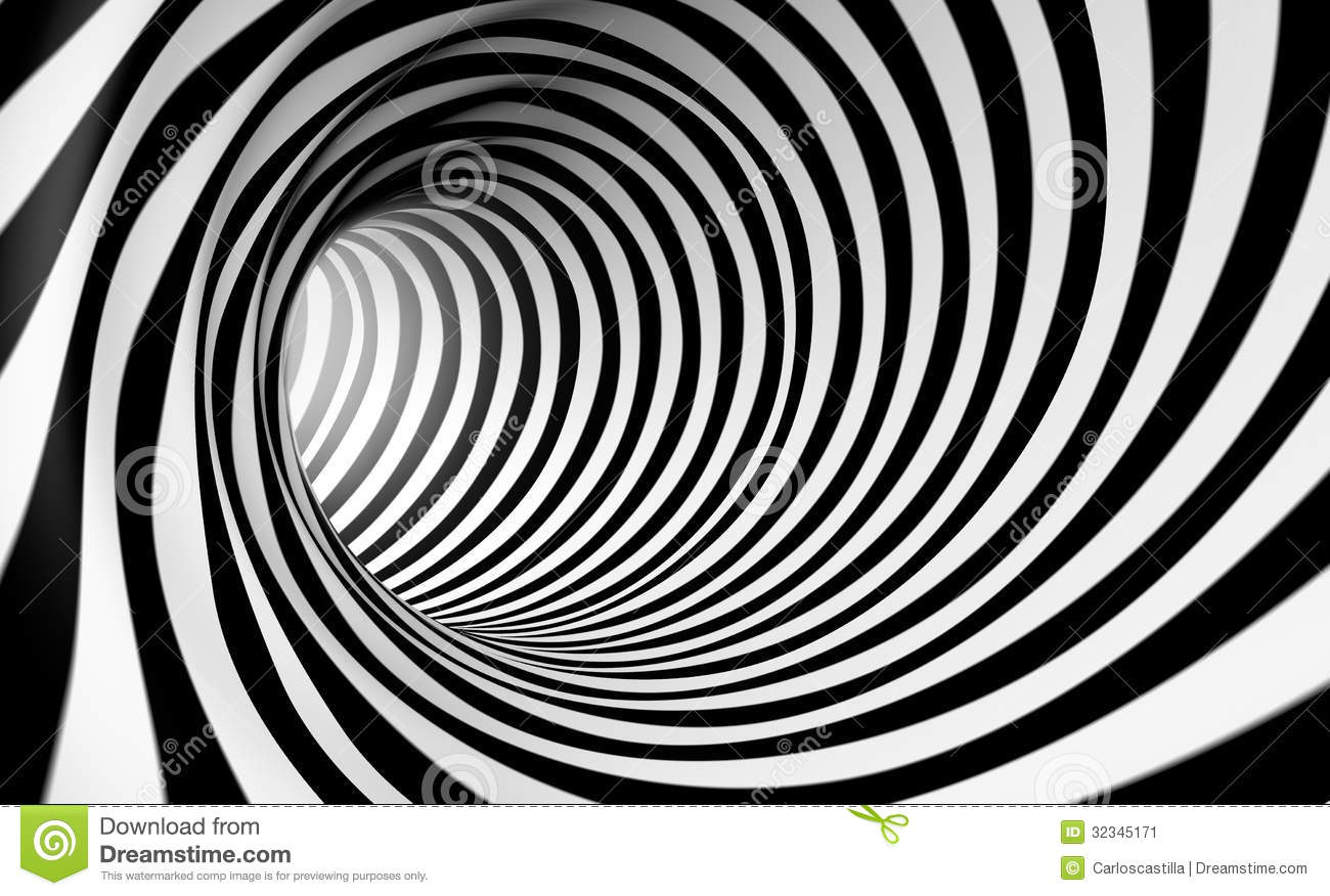 Black and White whirl vector graphics - Free Vector Site ...