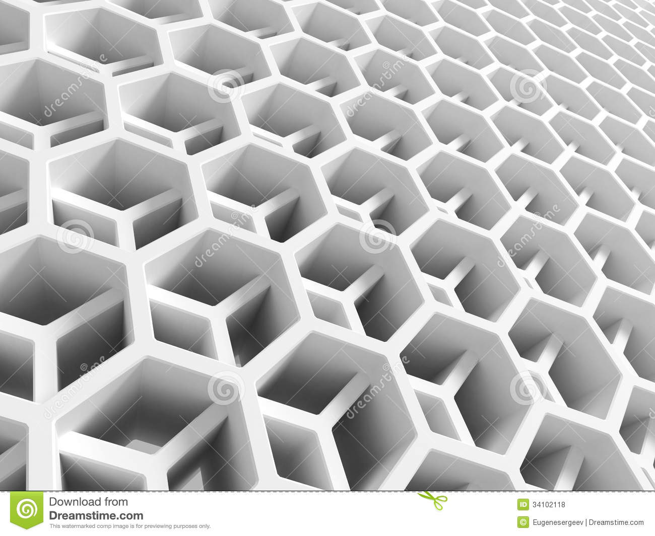 abstract honeycomb composition royalty - photo #9