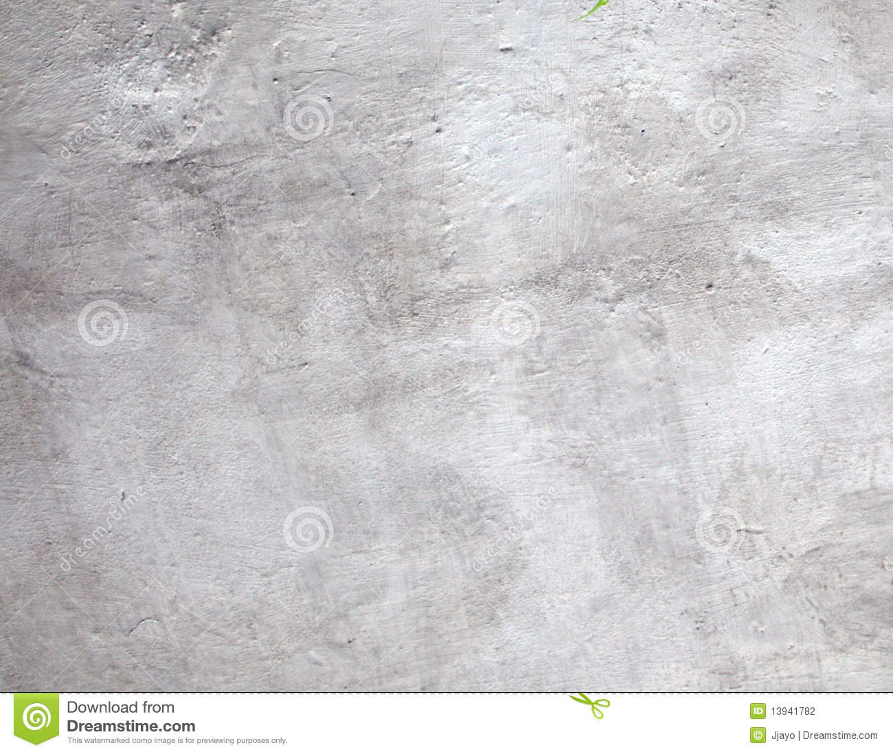 Abstract white painted concrete wall