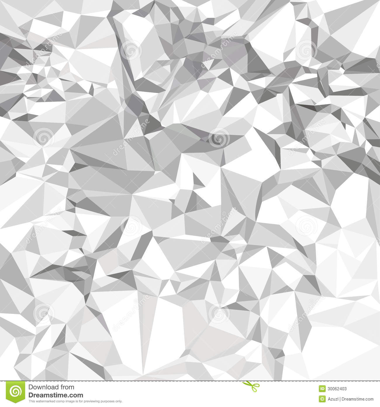 Abstract Vector Crumpled Paper Background Stock Photos ...