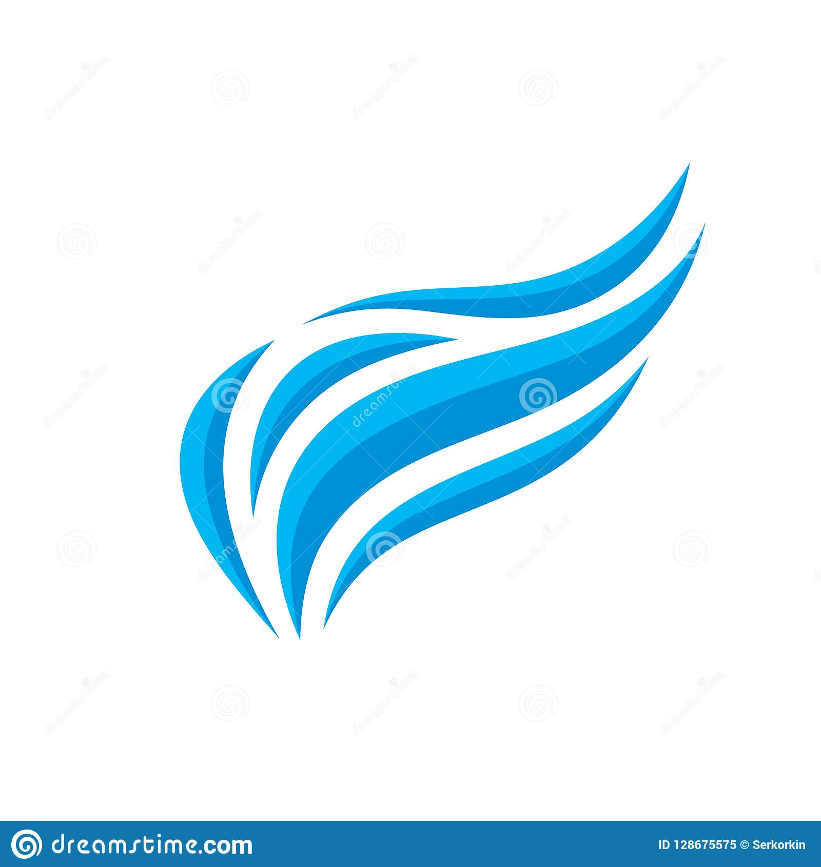 Concept Business Logo Template Vector