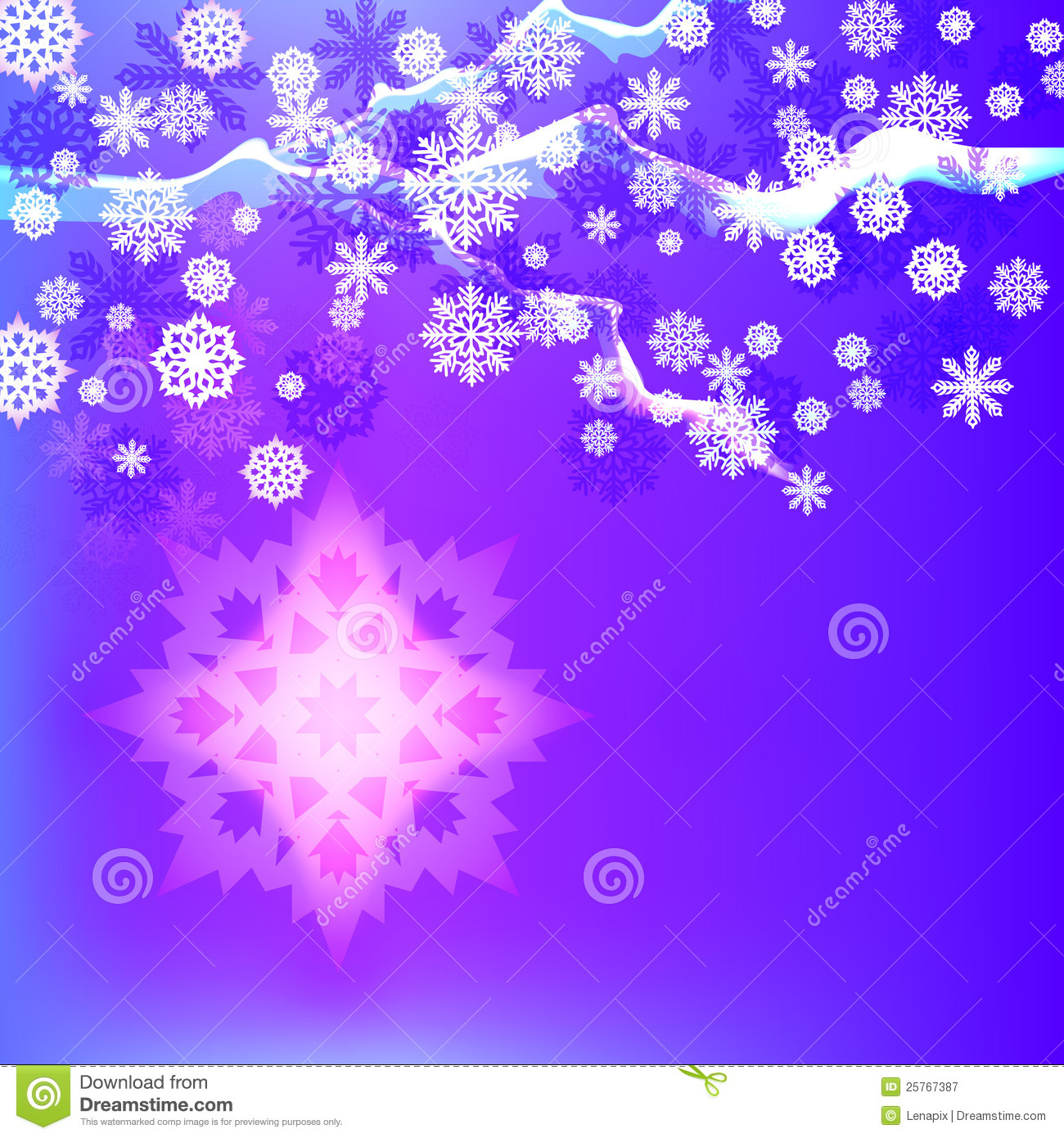 abstract winter background free - photo #25