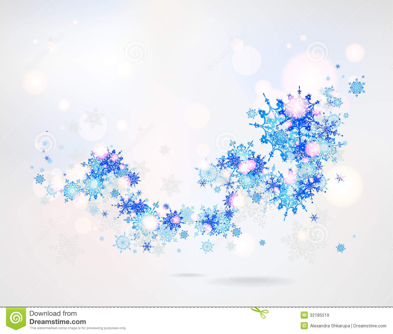 abstract winter background free - photo #23