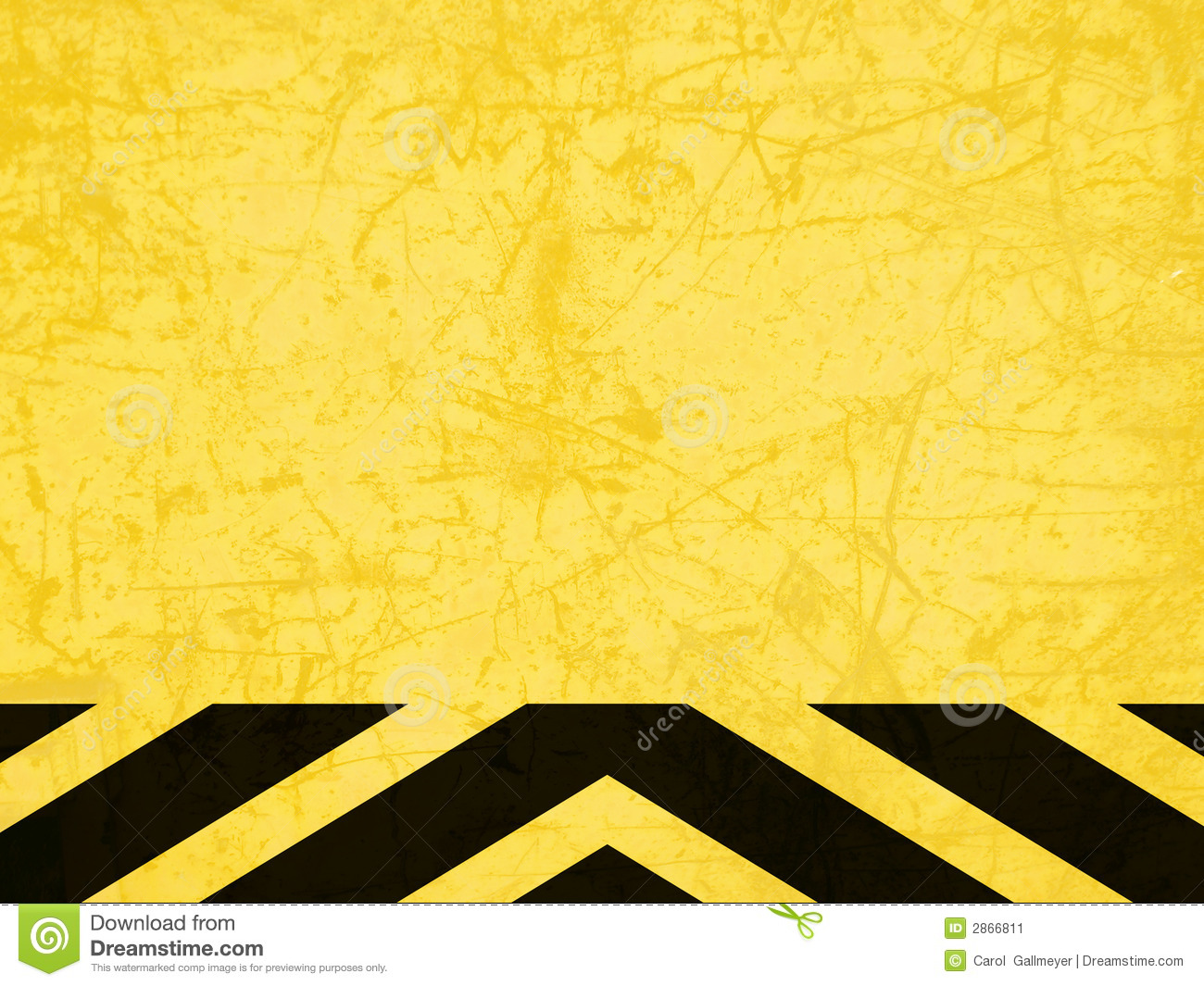 Abstract Yellow Background Stock Image - Image: 2866811
