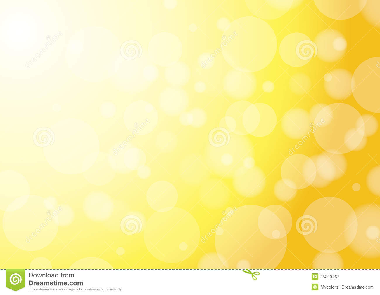 Abstract Yellow Background - Vector Royalty Free Stock Photography ...