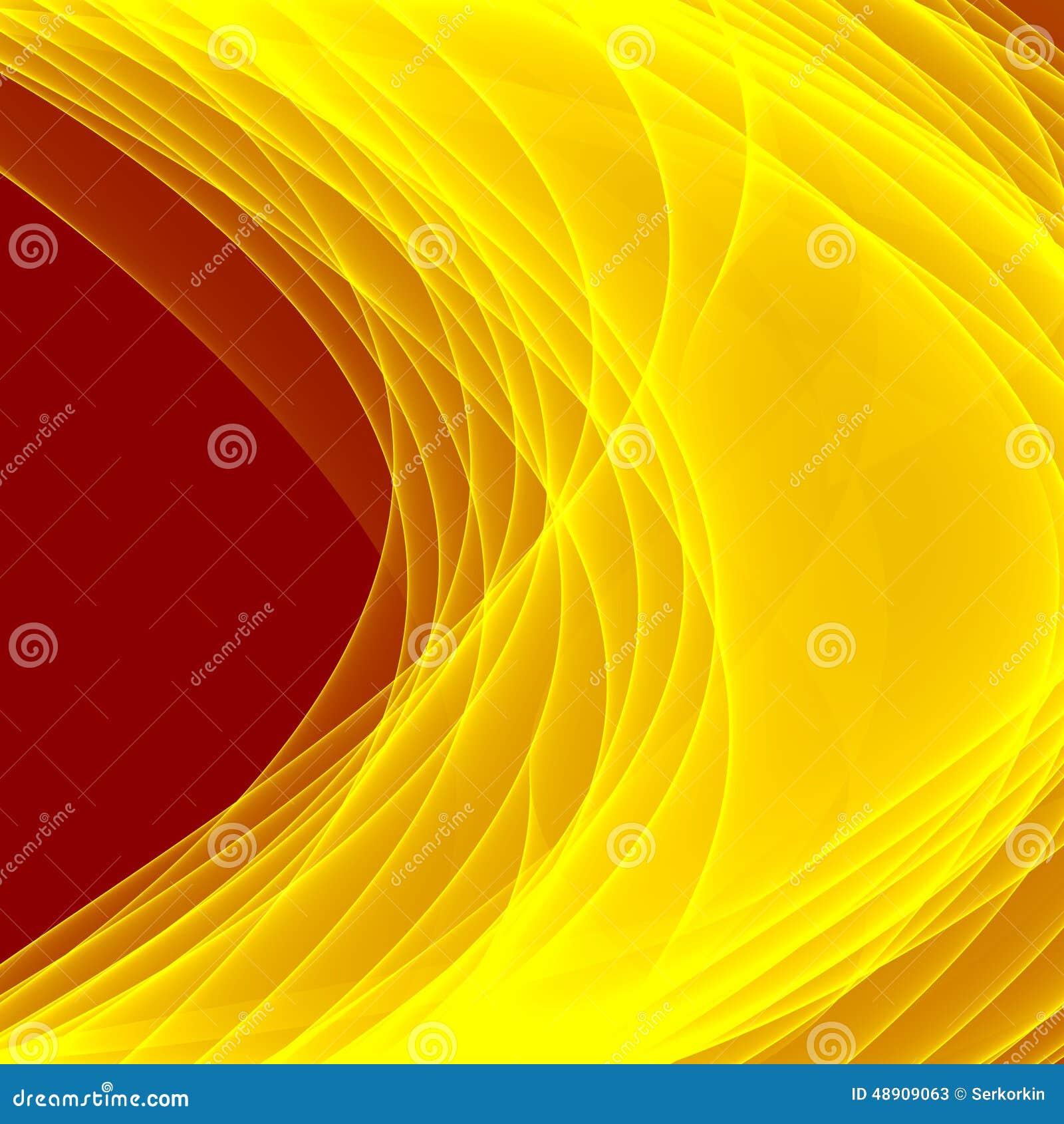 geometric yellow background illustration - photo #33