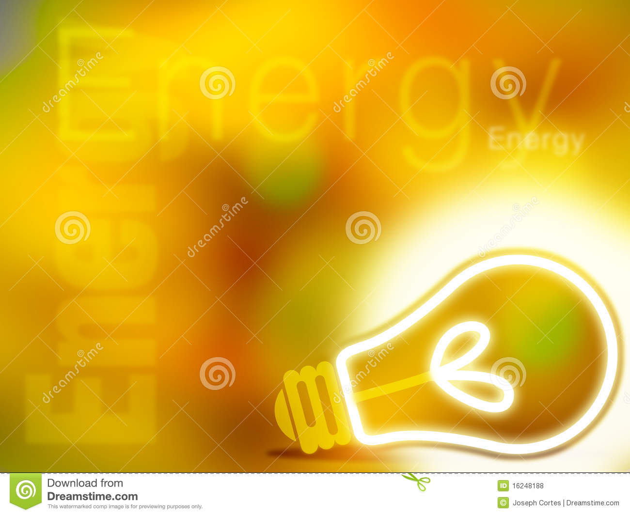 yellow electricity background - photo #27
