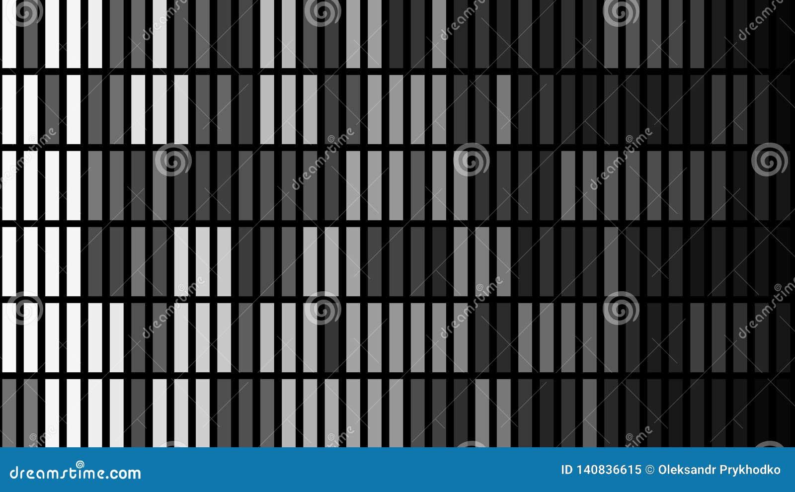 Abstracte achtergrond met animatie van trillingsdeeltjes